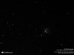 M11 Wild Duck cluster