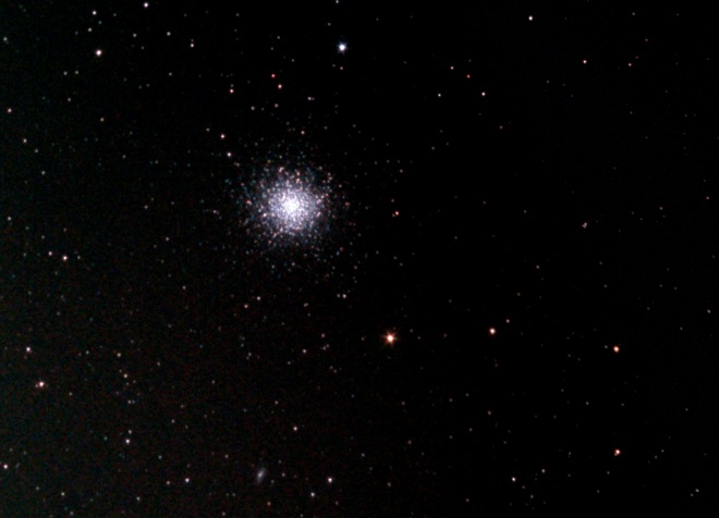 M13; the Great Cluster in Hercules