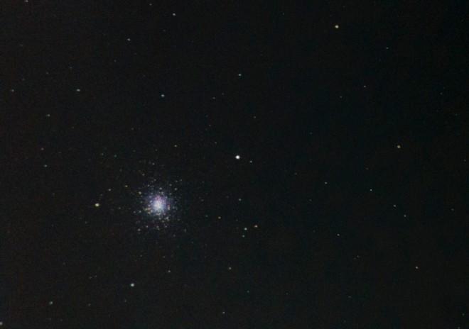 M3, a globular cluster in Canes Venatici